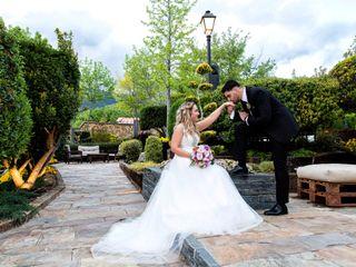 La boda de Ernesto y Gema