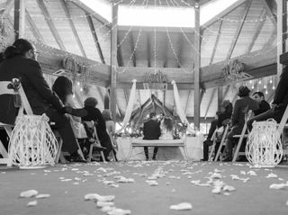 La boda de Pilar y Alejandro 1