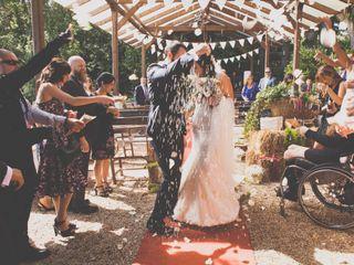 La boda de Aida y David