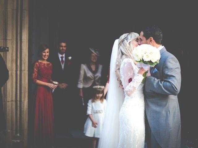 La boda de Iván y Lidia en Murcia, Murcia 23