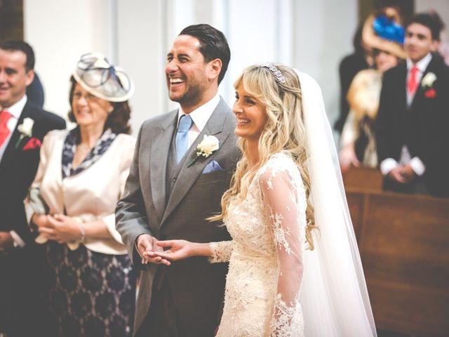 La boda de Iván y Lidia en Murcia, Murcia 25