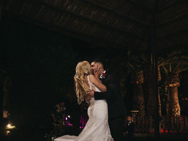 La boda de Jessica y Fran