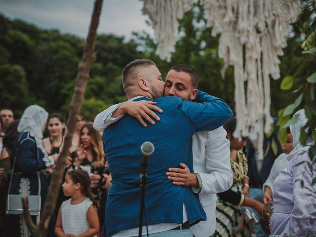La boda de Abdu y Flor en Llanes, Asturias 9