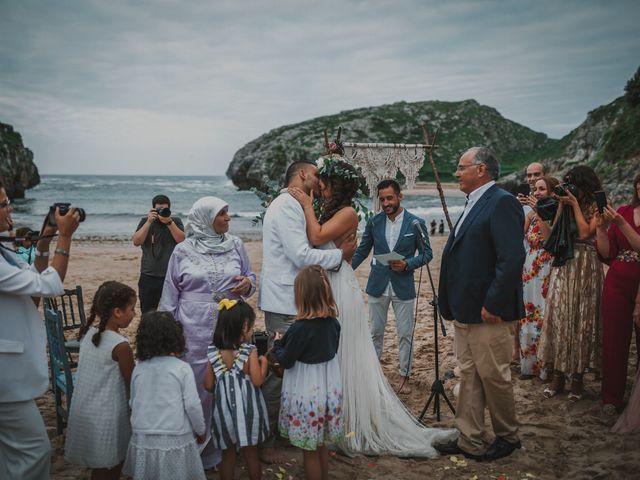 La boda de Abdu y Flor en Llanes, Asturias 13