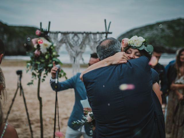 La boda de Abdu y Flor en Llanes, Asturias 17