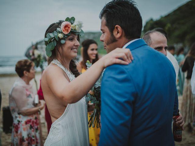 La boda de Abdu y Flor en Llanes, Asturias 22