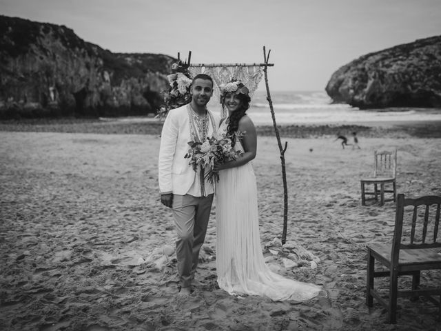 La boda de Abdu y Flor en Llanes, Asturias 24