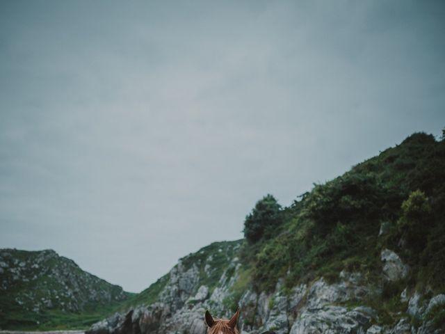 La boda de Abdu y Flor en Llanes, Asturias 27
