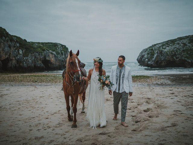 La boda de Abdu y Flor en Llanes, Asturias 1