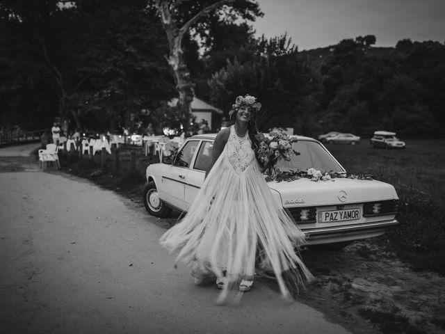 La boda de Abdu y Flor en Llanes, Asturias 31