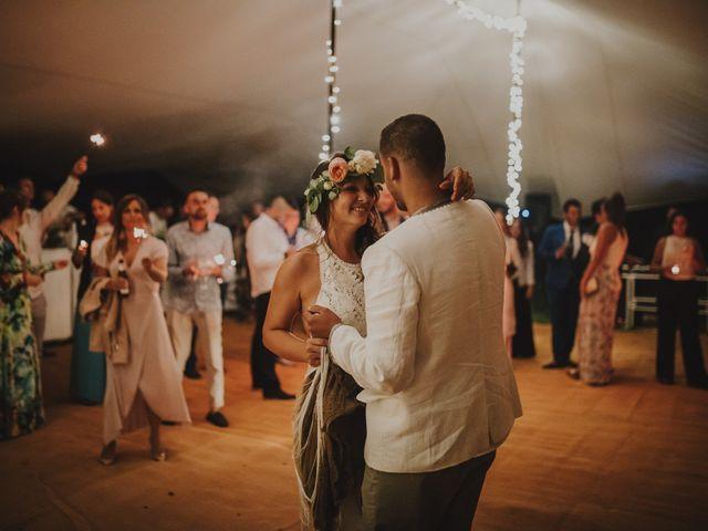 La boda de Abdu y Flor en Llanes, Asturias 56