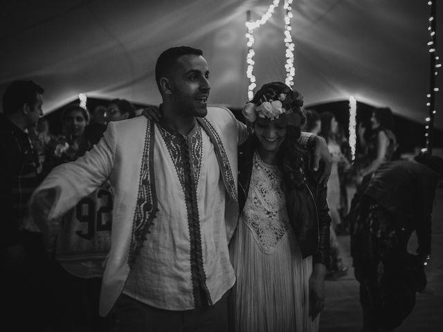 La boda de Abdu y Flor en Llanes, Asturias 62