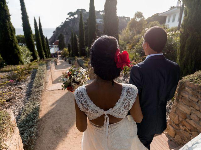 La boda de Jorge y Katy en Blanes, Girona 6