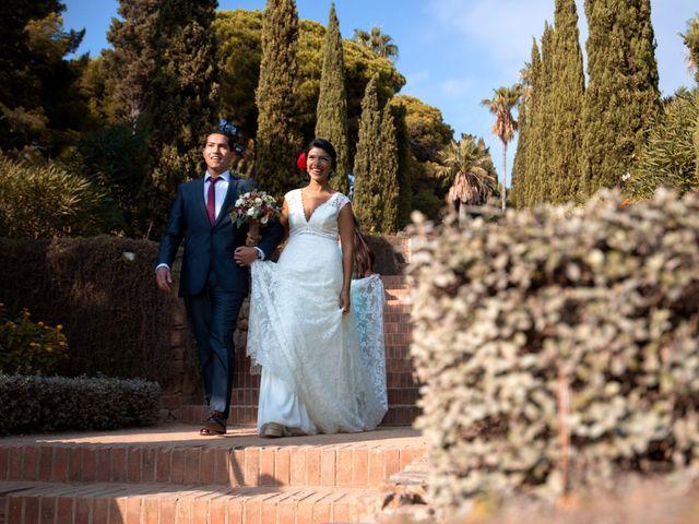 La boda de Jorge y Katy en Blanes, Girona 8