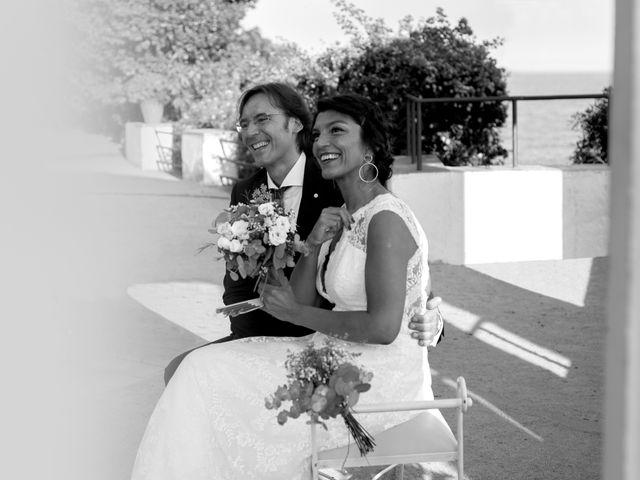 La boda de Jorge y Katy en Blanes, Girona 10