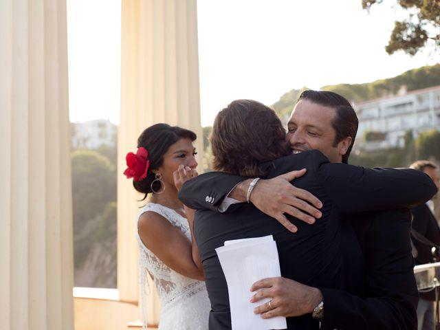 La boda de Jorge y Katy en Blanes, Girona 12