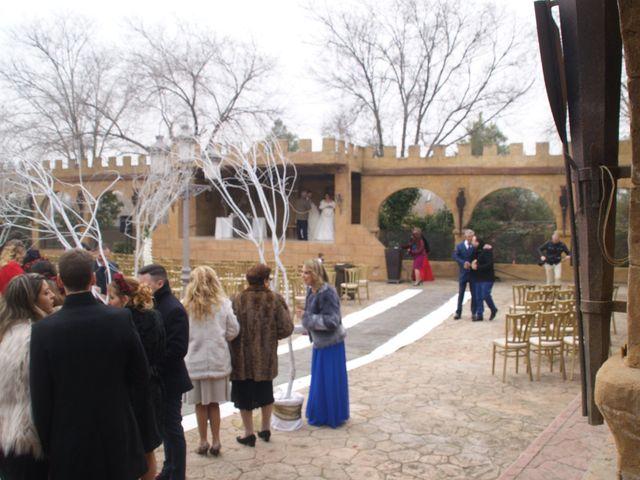La boda de Daniel y Soraya en Talamanca Del Jarama, Madrid 1