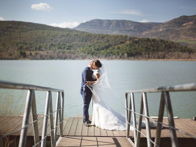 La boda de Conrado y Liliana en Cellers, Lleida 1