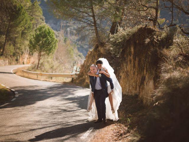 La boda de Conrado y Liliana en Cellers, Lleida 21