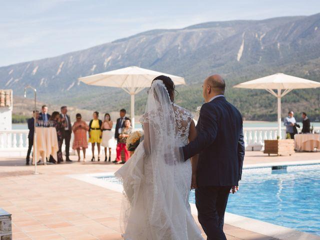 La boda de Conrado y Liliana en Cellers, Lleida 22