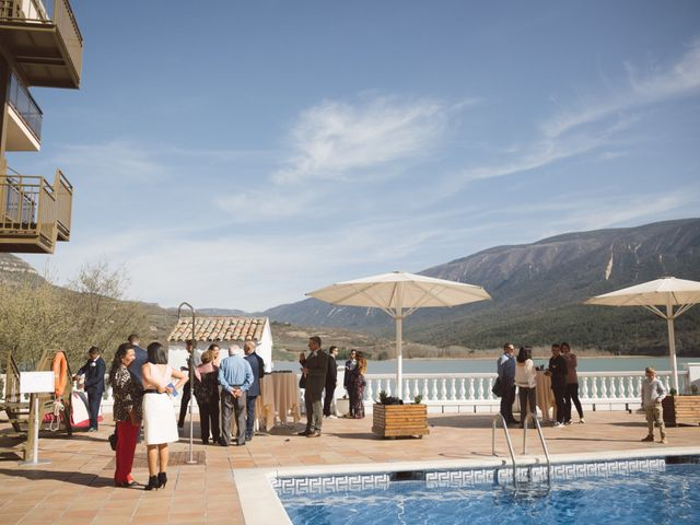 La boda de Conrado y Liliana en Cellers, Lleida 23