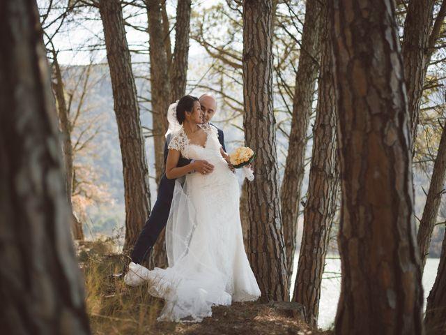 La boda de Conrado y Liliana en Cellers, Lleida 20