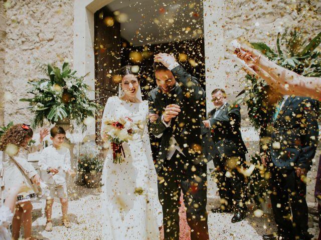 La boda de Jose Agustin y Davinia en Cehegin, Murcia 2