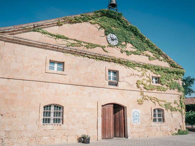 La boda de Diego y Kim en Valverdon, Salamanca 2