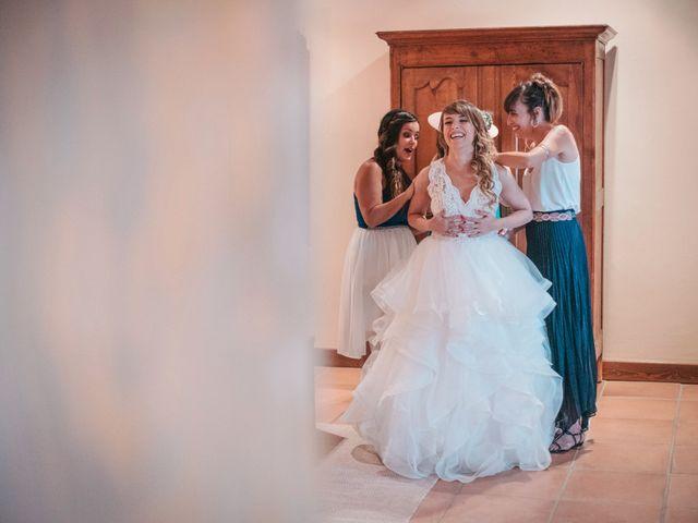 La boda de Diego y Kim en Valverdon, Salamanca 13