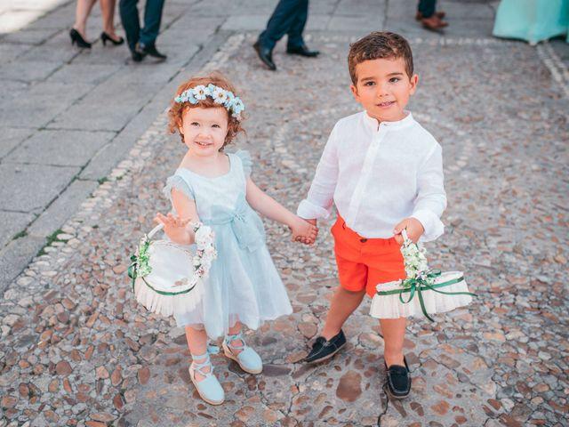 La boda de Diego y Kim en Valverdon, Salamanca 17