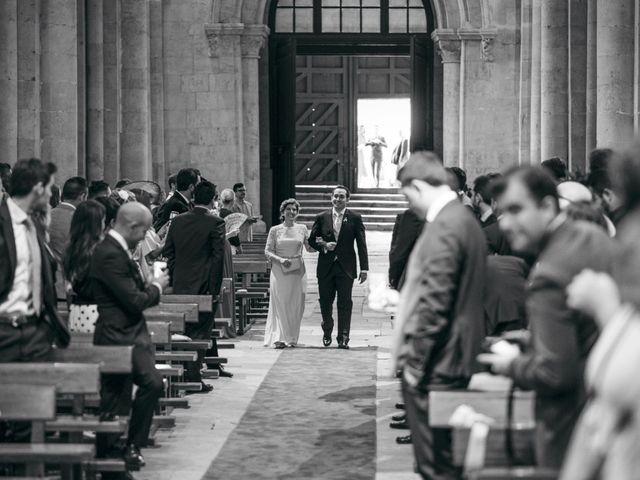 La boda de Diego y Kim en Valverdon, Salamanca 19