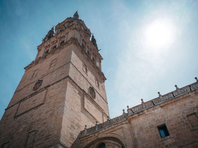 La boda de Diego y Kim en Valverdon, Salamanca 20