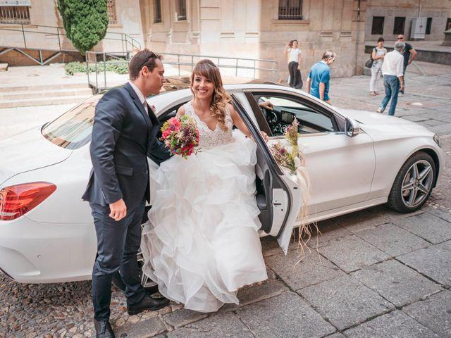 La boda de Diego y Kim en Valverdon, Salamanca 21