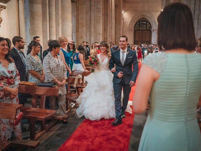 La boda de Diego y Kim en Valverdon, Salamanca 23