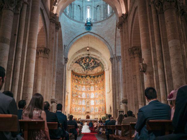 La boda de Diego y Kim en Valverdon, Salamanca 26