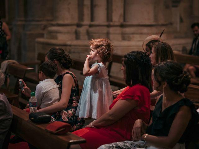 La boda de Diego y Kim en Valverdon, Salamanca 27