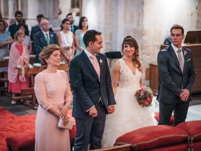 La boda de Diego y Kim en Valverdon, Salamanca 31