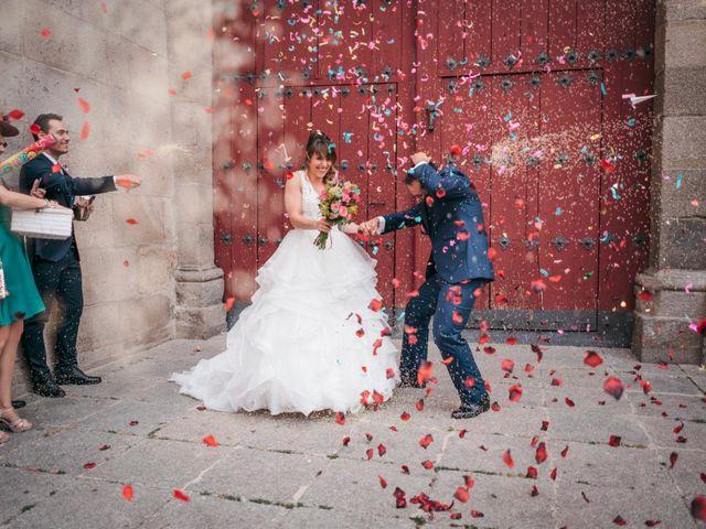 La boda de Diego y Kim en Valverdon, Salamanca 33