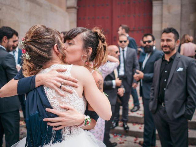 La boda de Diego y Kim en Valverdon, Salamanca 35