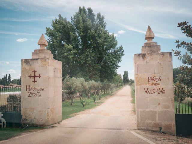 La boda de Diego y Kim en Valverdon, Salamanca 40