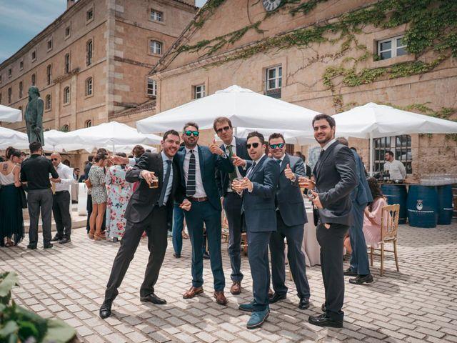 La boda de Diego y Kim en Valverdon, Salamanca 42