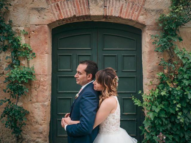 La boda de Diego y Kim en Valverdon, Salamanca 46