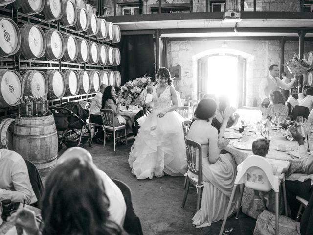 La boda de Diego y Kim en Valverdon, Salamanca 52