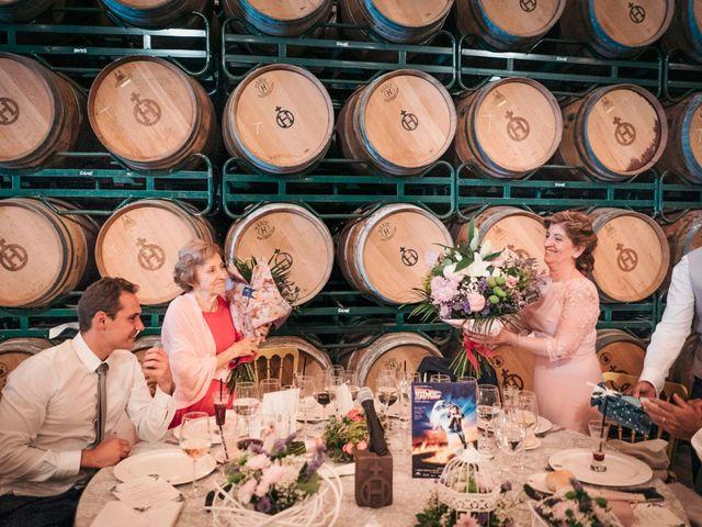 La boda de Diego y Kim en Valverdon, Salamanca 53