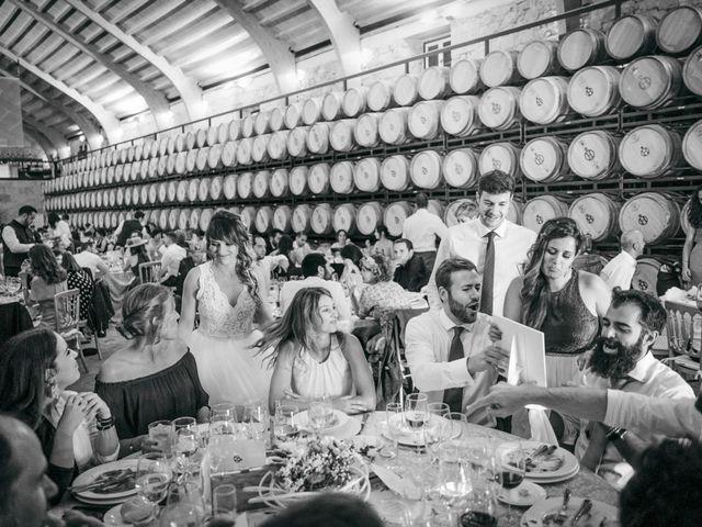 La boda de Diego y Kim en Valverdon, Salamanca 55