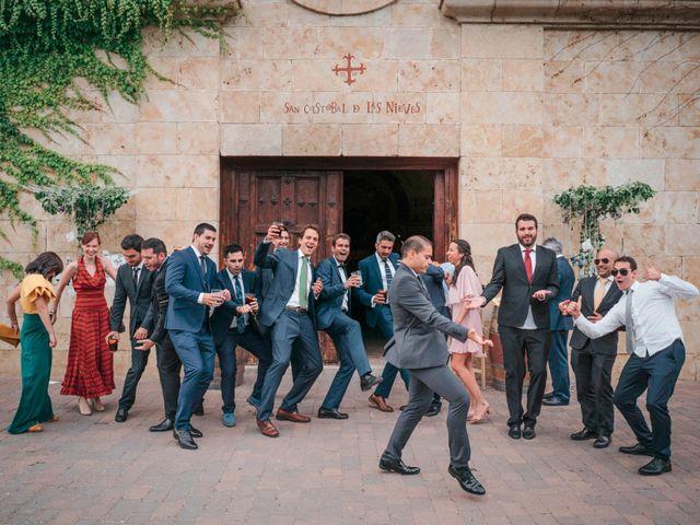 La boda de Diego y Kim en Valverdon, Salamanca 60