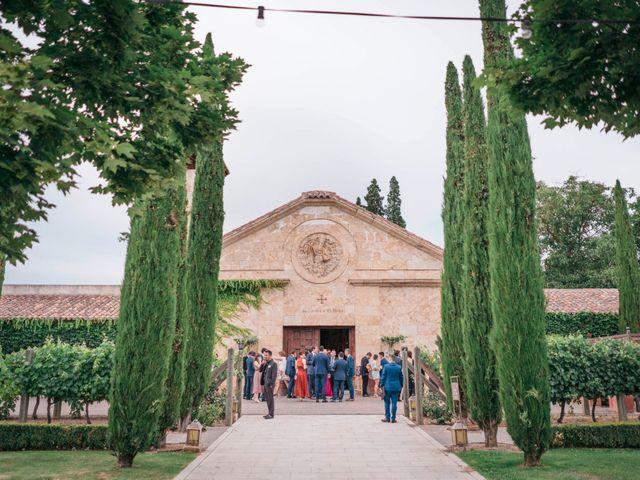 La boda de Diego y Kim en Valverdon, Salamanca 61