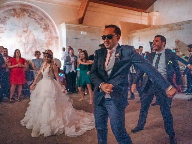 La boda de Diego y Kim en Valverdon, Salamanca 65