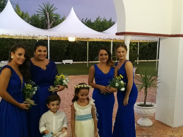 La boda de Julio y Irene en Sevilla, Sevilla 2