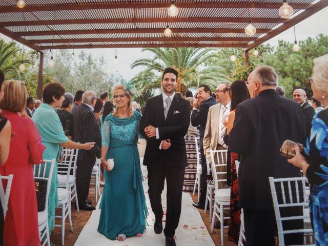 La boda de Carlos y Amor en Granada, Granada 2